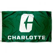 UNC Charlotte 49ers All In C Flag