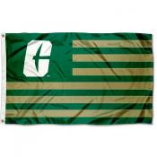 UNC Charlotte 49ers American USA Nation Flag