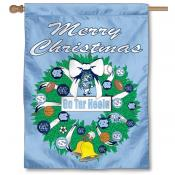 UNC Holiday Flag
