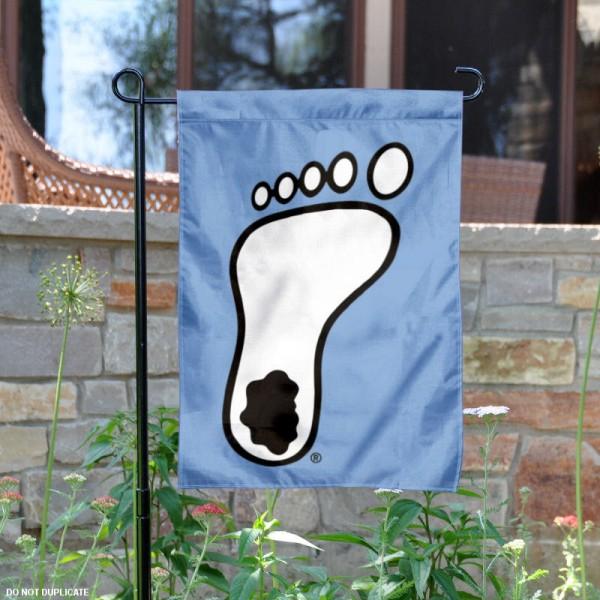 UNC Tar Heel Garden Flag