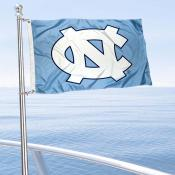 UNC Tar Heels Boat Flag
