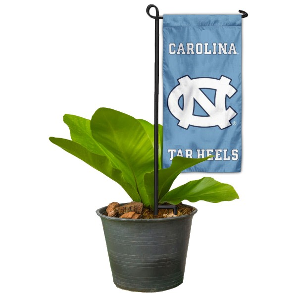 UNC Tar Heels Mini Garden Flag and Table Topper