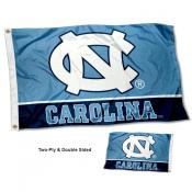 UNC Tar Heels Two Sided 3x5 Foot Flag