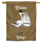 UNCP Braves New Baby Banner