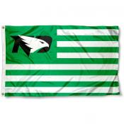 UND Fighting Hawks Nation Flag