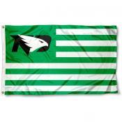 UND Fighting Hawks Nation Flag