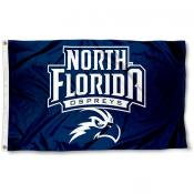 UNF Ospreys Blue New Logo Flag