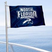 UNF Ospreys Boat Nautical Flag