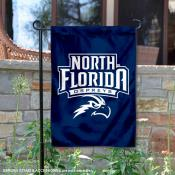 UNF Ospreys Double Sided Garden Flag