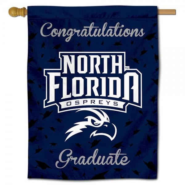 UNF Ospreys Graduation Banner