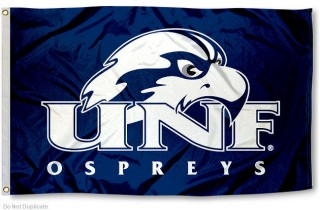 UNF Ospreys Logo Flag