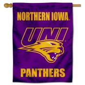 UNI Panthers House Flag