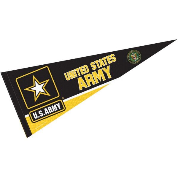 United States Army Insignia Logo Pennant