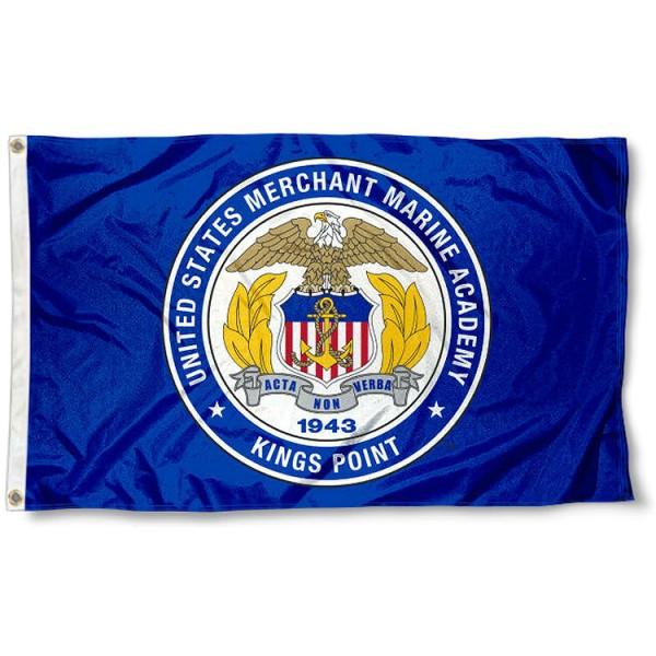 United States Merchant Marine Academy Flag