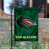 University of Alabama at Birmingham Double Sided Garden Flag