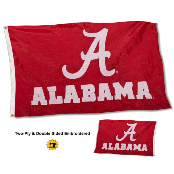 Flag   Stadium your University of Alabama Flag   Stadium Banner and MTnav3K2