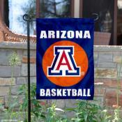 University of Arizona Basketball Garden Flag