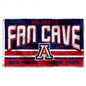 University of Arizona Wildcats Man Cave Dorm Room 3x5 Banner Flag