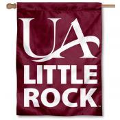 University of Arkansas at Little Rock Logo House Flag