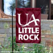 University of Arkansas at Little Rock Trojans Logo Garden Banner