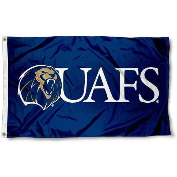 University of Arkansas Fort Smith UAFS Flag