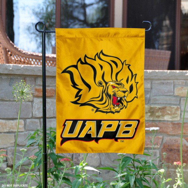University of Arkansas Pine Bluff Garden Flag