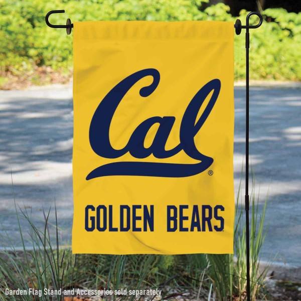 University of California Bears Double Sided Garden Flag