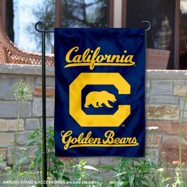 University of California Double Sided Garden Flag