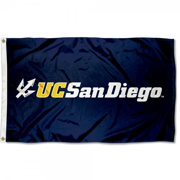 University of California San Diego Flag