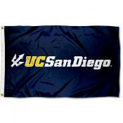 University of California San Diego Flag