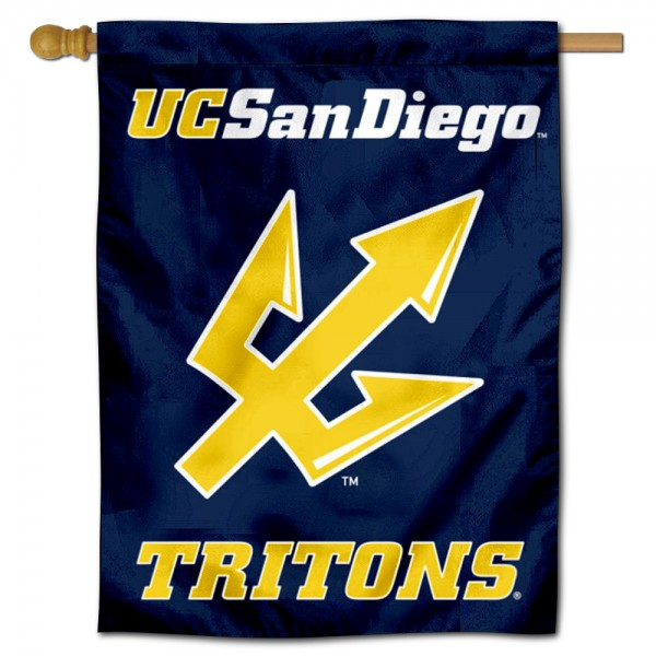 University of California San Diego House Flag
