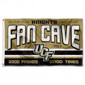 University of Central Florida Knights Man Cave Dorm Room 3x5 Banner Flag