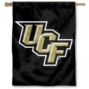 University of Central Florida Logo House Flag