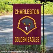 University of Charleston Golden Eagles Double Sided Garden Flag