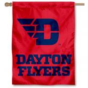 University of Dayton New Logo House Flag
