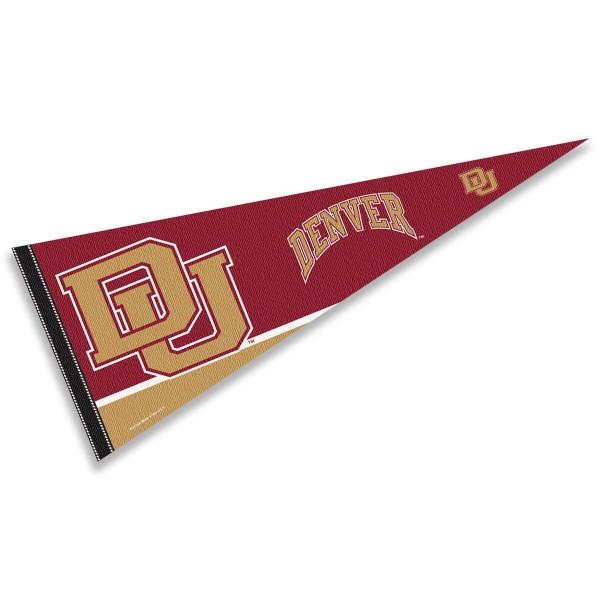 University of Denver Pioneers Pennant