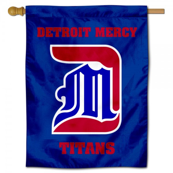 University of Detroit Mercy House Flag