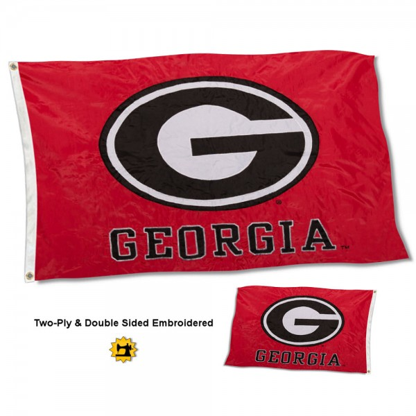 University of Georgia Flag - Stadium