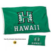 University of Hawaii Flag - Stadium