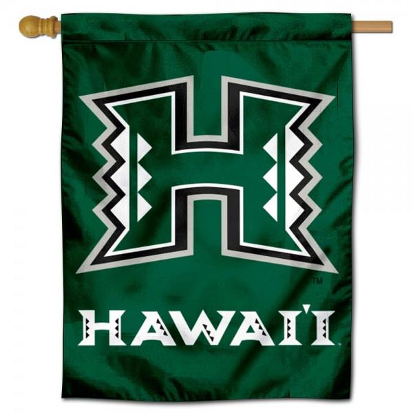 University of Hawaii House Flag