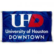 University of Houston Downtown 3x5 Foot Pole Flag