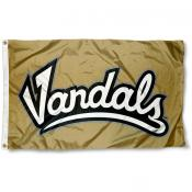 University of Idaho Vandals Gold Flag