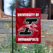 University of Indianapolis Garden Flag