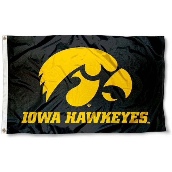 University of Iowa Flag