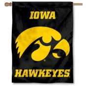 University of Iowa House Flag