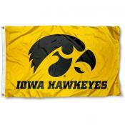 University of Iowa Yellow Flag