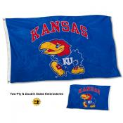 University of Kansas Flag - Stadium