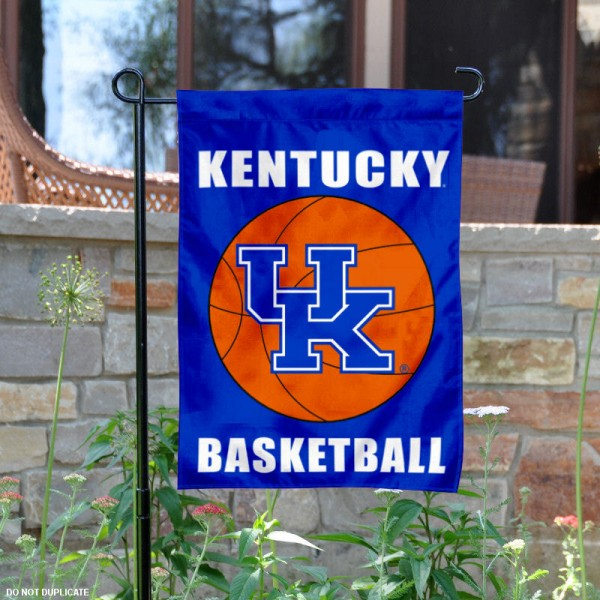 University of Kentucky Basketball Garden Flag