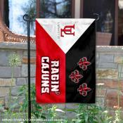 University of Louisiana at Lafayette Acadian Double Sided Garden Flag
