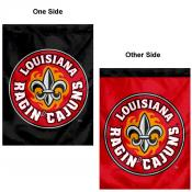 University of Louisiana at Lafayette Logo House Flag